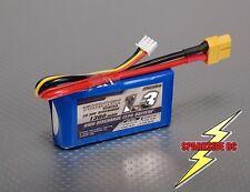 Turnigy 1300Mah 2S 7.4v 20C - 30C Lipo Pack - UK seller - Fast Dispatch