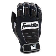 Franklin Sports CFX Pro Batting Gloves Black Xlarge Pittards Digital Sheepskin