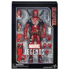 Marvel Legends Series Deadpool 12 Inch Toy Action Figure