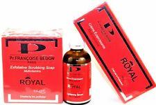 Pr. Francoise Bedon  Royal Soap ,Serum and Tube Cream 3 pack free shipping