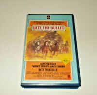 Bite the Bullet  vhs Pal RCA