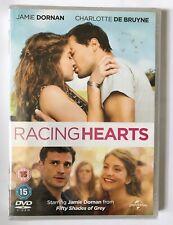 Racing Hearts DVD 2015 Jamie Dornan, Deruddere New Sealed