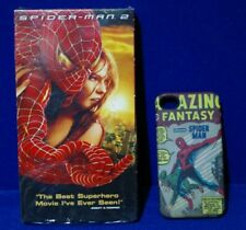 Spider-Man 2 VHS Tape & Spider-Man Slim Clip Case Phone Cover For iPhone 5/5s