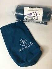 KANJO Mat Pillow Set Sapphire Accupressure Pain Relief Factory Sealed New
