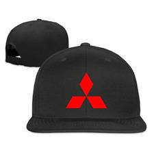 Mitsubishi Symbol Snapback Baseball Cap Hats