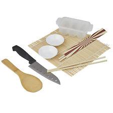 100% Genuine! GIFTWORKS 7 Piece Sushi Making Kit!