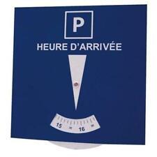 Disque de stationnement parking Zone Bleue