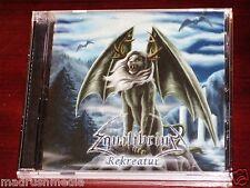 Equilibrium: Rekreatur CD 2010 Bonus Tracks Nuclear Blast GmbH USA NB 2343-2 NEW