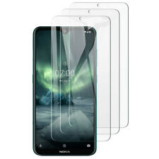 Premium Clear Tempered Glass Screen Protector For Nokia C10 C20 G10 G20 X10 X20