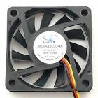 12v 60mm Cooling Fan 3Pin 6010 60x60x10mm DC CPU PC Computer Case US KWIK SHIP