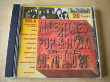 Milestones of pop & rock of the 60s, 70s and 80s	CD	1995	Beach Boys Carpenters