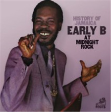 Early B-History of Jamaica - Early B at Midnight Rock  CD NEW