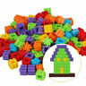 200Pcs Plastic Children Kids Puzzle Building Blocks Bricks Educational Toy Ry