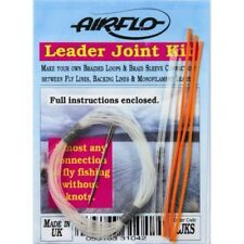 Fly Fishing, Leader Joint Kit To Make braided leader loops & sleeve connections