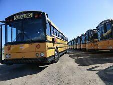 2007 SUPER CLEAN SOUTHERN CALIFORNIA THOMAS SCHOOL BUS C-7 CAT A/C 90 PASSENGER