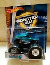 Hot Wheels MONSTER JAM N.E.A POLICE Blue