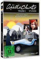 Die Agatha Christie Stunde Vol. 5 * DVD Krimi zwei weitere Verfilmungen Pidax