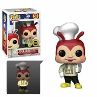 JOLLIBEE Barong #51 Glow GITD Funko Pop Vinyl New in Mint Box + P/P In Hand