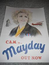 Cam Mayday Promo Mini Poster