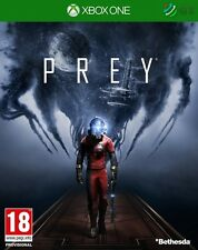Prey & Digital Cosmonaut Shotgun Pack DLC Xbox One * NEW SEALED PAL *