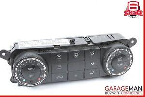 10-13 Mercedes W251 R350 GL450 ML350 AC A/C Heater Climate Control Module Unit