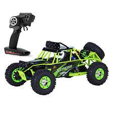 WLtoys 1/12 12428 RC Car Remote Control BigFoot Rock Crawler Hobby Buggy Vehicle