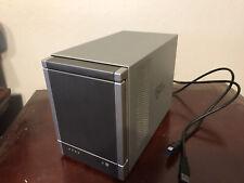 TowerRAID TR4U+ - 4 Bay SATA to USB 3.0 JBOD Enclosure (Silver)