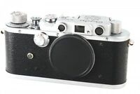 """Very RARE"" Chiyotax Model IIIF Leica LTM39 camera body From Japan#1628"