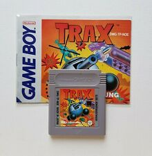 Trax | With Manual | Nintendo Game Boy 🕹 | Very Good Condition