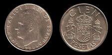 Juan Carlos 1º. 100 Pesetas. 1986.