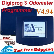 Main Unit of V4.94 Digiprog III Odometer Programmer with OBD2 ST01 ST04 Cable