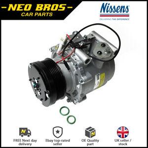 Nissens Air Conditioning Compressor for Saab 9-3 98-02 2.0 2.3 Petrol, 4635892