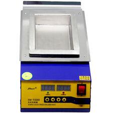 CM161 Lead-Free Titanium Alloy Solder Soldering Pot 397Lx205Wx120H  5.7kg