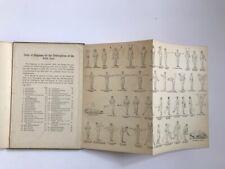 1912 Libro Médico Interior Gimnasia Schreber ejercicios higiénico Casa Williams