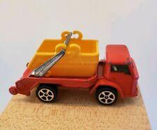Vtg Corgi Juniors Ford D 1000 Dump Truck GB Great Britain