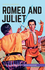 Classics Illustrated Hardback Romeo and Juliet (William Shakespeare) (Brand New)