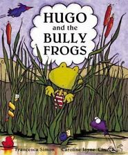 Hugo And The Bully Frogs-ExLibrary