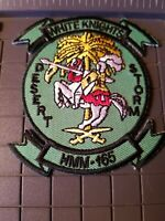USMC PATCH  HMM 163  NEW -SEE STORE A TON OF USMC PATCHES   COMBINE SHIPPING !!