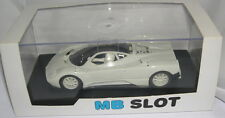 qq MB SLOT A0701 PAGANI ZONDA F2005  WHITE KIT