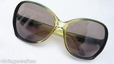VIENNALINE Optyl Vintage Brille mod 1453 46 Deluxe Gold Green Eyeglasses Frame RYbBwuLl