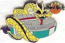 Hard Rock Cafe LOS ANGELES 2004 DRAGON Staples Center LA LAKERS Basketball PIN