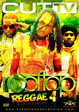 CUT TV: ROOFTOP REGGAE 4 (MUSIC VIDEO DVD) GYPTIAN,VIBES CARTELL,KOSHENS etc.