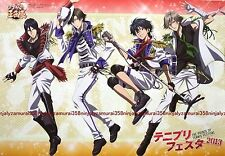 The Prince of Tennis poster promo festival anime official