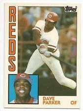 DAVE PARKER 1984 Topps Traded Tiffany Baseball card # 90T Cincinnati Reds NR MT