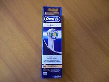 Oral-B Replacement Genuine Toothbrush Heads - 3D White 4 pk