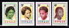 TUVALU #125-128  1979  INTERNATIONAL YEAR OF THE CHILD     MINT  VF NH  O.G