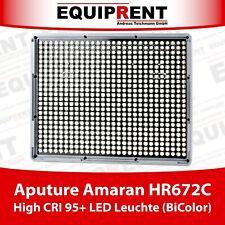 Aputure Amaran Hr672c Panneau / Torche LED (temp. de Co
