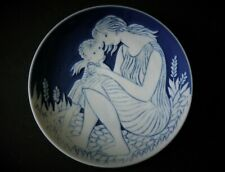 Royal Copenhagen 1978 Mother & Child Mother's Day Collector Plate