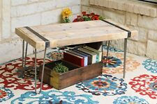 Natural Vintage Coffee Table