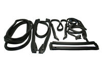 Corvette C4 7 piece Weatherstripping Kit 90-96 THE BEST IN THE MARKET